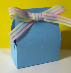 Annie's Tall Ribbon box