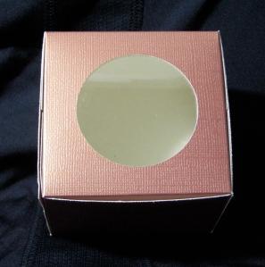 Cupcake Candle Box B